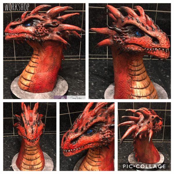 dragon-bust-cake-sculpture-rose-macefield-cake-design-tutor-suffolk-3