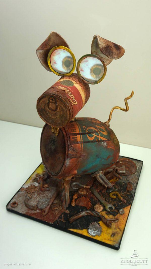 scrappy-cake-dog-sculpure-angie-harris-cake-artist-course-ipswich-suffolk-7